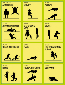 7-minute Work Out